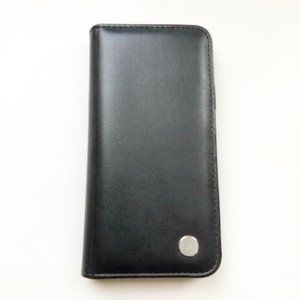 MOSHI Overture Wallet Case Black-iPhone 12 Pro Max